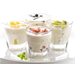 fruit-yogurt