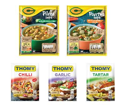 Novi Thomy i C proizvodi