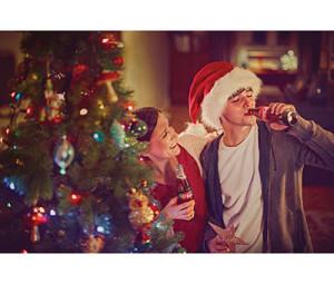 26.12.2018 - Coca-Cola naterala sve da budu Deda Mrazovi