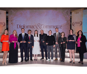 21.03.2019 - Dobitnici Diplomacy&Comerce nagrade