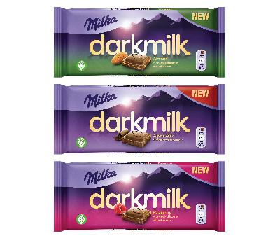 MilkaDarkMilk